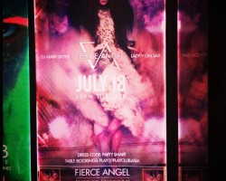 Fierce Angel On Tour Hong Kong & Taipei