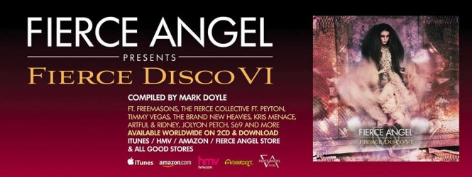 Fierce Angel Presents Fierce Disco VI – Out Now!