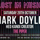 Lost In Music Presents Mark Doyle