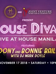 House Divas Live at House Manila
